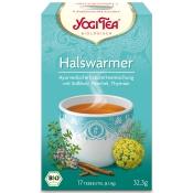 YOGI TEA® Halswärmer Tee