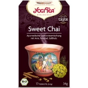 YOGI TEA® Sweet Chai
