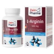 Zein Pharma® L-Arginin 500 mg