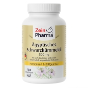 Zein Pharma® Schwarzkümmelöl Kapseln
