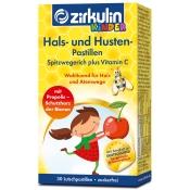 zirkulin Hals- und Hustenpastillen Kids