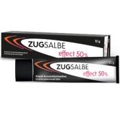 ZUGSALBE effect 50 %