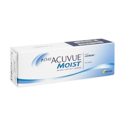 1-Day Acuvue Moist, 30erBC:8,50 DIA:14,20 SPH:-1,75