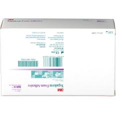 3M™ Tegaderm™ Foam Adhesive 6,9 x 6,9 cm Kleblatt-Form