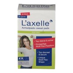 LAXELLE Achselpads mit Aloe Vera Gr.M