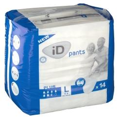 ID Pants Cotton Feel plus Gr.L
