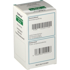 ODEFSEY 200 mg/25 mg/25 mg Filmtabletten