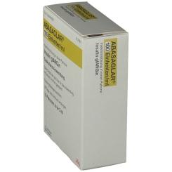 ABASAGLAR 100 E/ml Injektionslösung Patrone