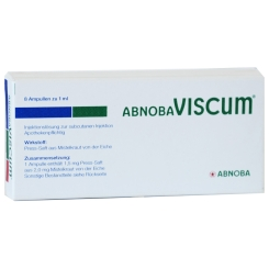 abnobaVISCUM® Abietis 2 mg Ampullen