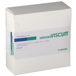 AbnobaVISCUM® Crataegi D10 Ampullen