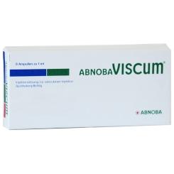 AbnobaVISCUM® Crataegi D6 Ampullen