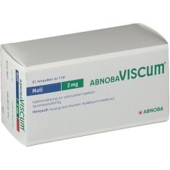 abnobaVISCUM® Mali 2 mg Ampullen