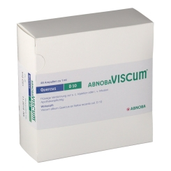 Abnobaviscum Quercus D 10 Amp.