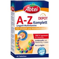 Abtei A- Z Komplett DEPOT