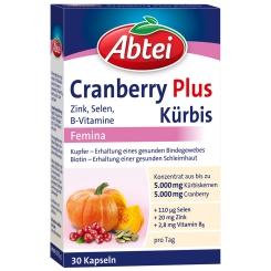 Abtei Cranberry + Kürbis Plus