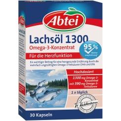 Abtei Lachsöl 1300 OMEGA-3-Konzentrat