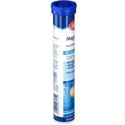Abtei Magnesium 400 Plus Vitamin C+E mit Zitronengeschmack