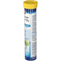 Abtei Magnesium Calcium + D3 Brause