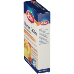 Abtei Vitamin C + Zink