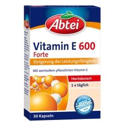 Abtei Vitamin E 600