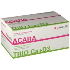 ACARA 35 mg TRIO Calcium+Vitamin D3 12 FTA+72 BTA