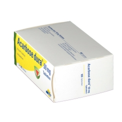 Acarbose dura® 50 mg Tabletten