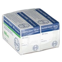 ACARBOSE HEXAL 100 mg Tabletten