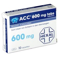 acc 600 mg tabs tabletten shop