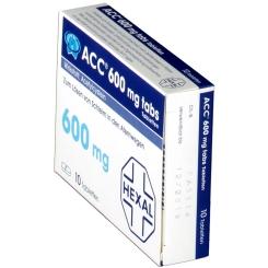 ACC® 600 mg tabs, Tabletten