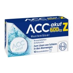 ACC® akut 600 mg Z Hustenlöser, Brausetabletten