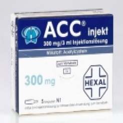 ACC® injekt, 300 mg/3 ml Injektionslösung