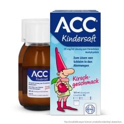 ACC® Kindersaft 20 mg/ml Lösung zum Einnehmen