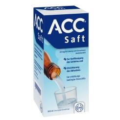 ACC® Saft 20 mg/ml Lösung zum Einnehmen
