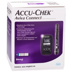 ACCU-CHEK® Aviva Connect Set mmol/l