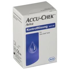 ACCU-CHEK® Aviva Kontroll Lösung