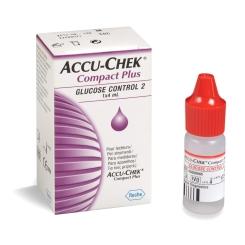 ACCU-CHEK® Compact Plus Glucose Control 2