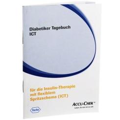 ACCU-Chek® Diabetiker Tagebuch ICT