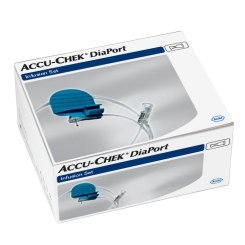 ACCU-CHEK® DiaPort Infusionsset 100
