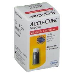 ACCU-CHEK® FastClix Lanzetten
