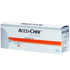 ACCU-CHEK® FlexLink 10/60 + Adapter