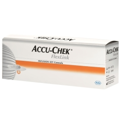 ACCU-CHEK® FlexLink 8/30 mit Adapter Infusionsset