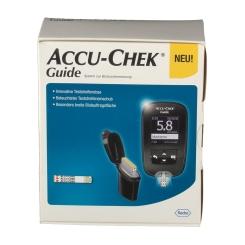 ACCU CHEK Guide Blutzuckermessger.Test-Set mmol/l