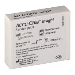ACCU-CHEK® Insight Service Pack