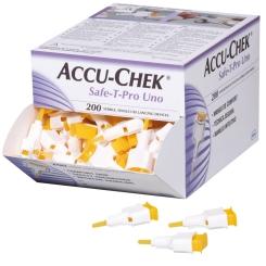 ACCU-CHEK® Safe T Pro Uno II Lanzetten