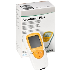 Accutrend® Plus mg/dl
