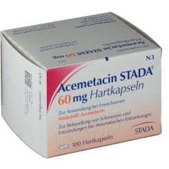 Acemetacin Stada 60 Kapseln