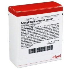 Acetylcholinchlorid-Injeel® Ampullen