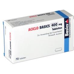 ACICLO BASICS 400 mg Tabletten