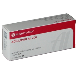 Aciclovir Al 200 Tabletten