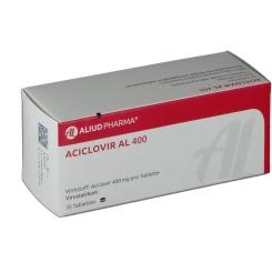 Aciclovir Al 400 Tabletten